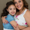 Mother Daughter portraits Studio Photography