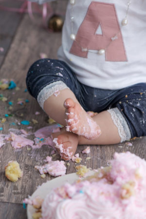 Baby Photography Cake Smash Nelspruit