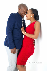 Best Nelspruit Nikon Photographers In Studio Engagement Shoot
